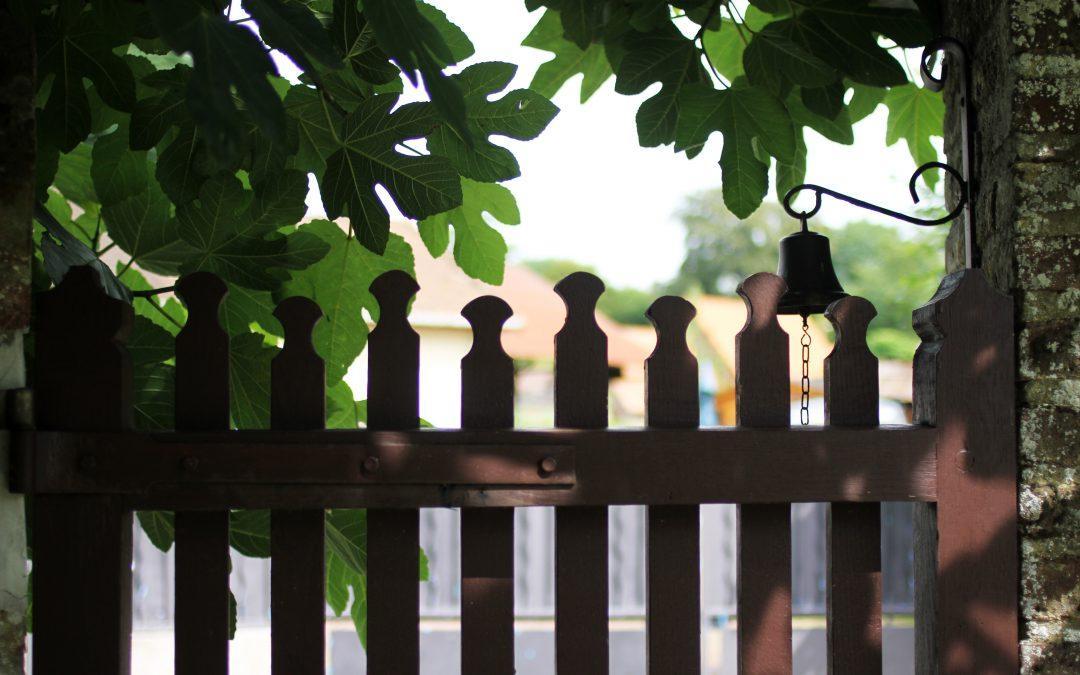 fabrication à l'identique de grands portes en chêne